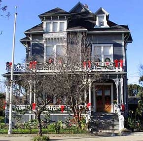 Victorian Home at 105 Sylvar, santa Cruz, California