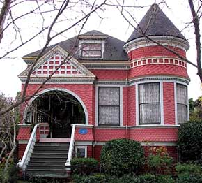 Victorian Home, 219 Walnut Avenue, Santa Cruz, California