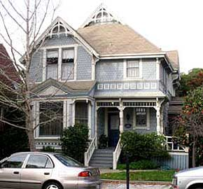 Victorian Home at 316 Walnut Street, Santa Cruz, California